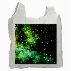 Space Colors Recycle Bag (two Side)  by ValentinaDesign