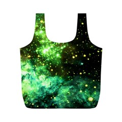 Space Colors Full Print Recycle Bags (m)  by ValentinaDesign