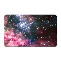 Space Colors Magnet (rectangular) by ValentinaDesign
