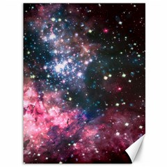 Space Colors Canvas 36  X 48   by ValentinaDesign