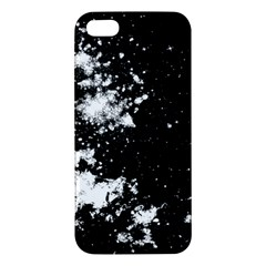 Space Colors Apple Iphone 5 Premium Hardshell Case by ValentinaDesign