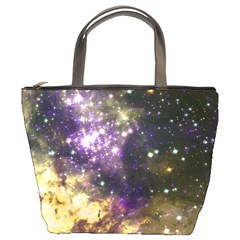 Space Colors Bucket Bags by ValentinaDesign