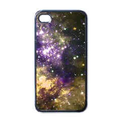 Space Colors Apple Iphone 4 Case (black) by ValentinaDesign