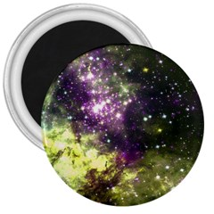 Space Colors 3  Magnets by ValentinaDesign