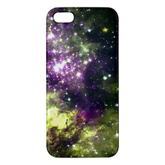 Space Colors Iphone 5s/ Se Premium Hardshell Case by ValentinaDesign