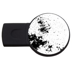 Space Colors Usb Flash Drive Round (2 Gb) by ValentinaDesign