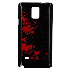 Space Colors Samsung Galaxy Note 4 Case (black) by ValentinaDesign
