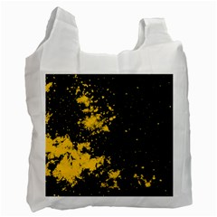 Space Colors Recycle Bag (one Side) by ValentinaDesign
