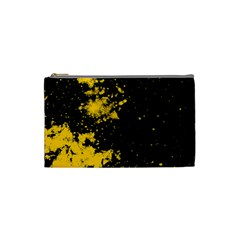 Space Colors Cosmetic Bag (small)  by ValentinaDesign