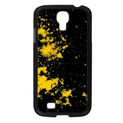 Space Colors Samsung Galaxy S4 I9500/ I9505 Case (black) by ValentinaDesign