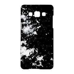 Space Colors Samsung Galaxy A5 Hardshell Case  by ValentinaDesign