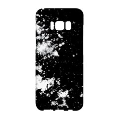 Space Colors Samsung Galaxy S8 Hardshell Case  by ValentinaDesign