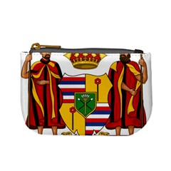 Kingdom Of Hawaii Coat Of Arms, 1795 1850 Mini Coin Purses by abbeyz71
