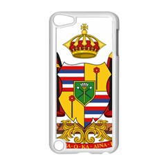 Kingdom Of Hawaii Coat Of Arms, 1795 1850 Apple Ipod Touch 5 Case (white) by abbeyz71