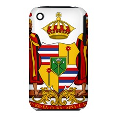 Kingdom Of Hawaii Coat Of Arms, 1795 1850 Iphone 3s/3gs by abbeyz71