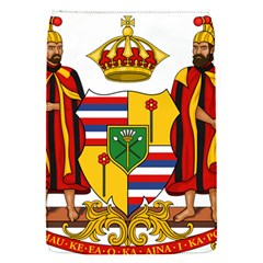 Kingdom Of Hawaii Coat Of Arms, 1795 1850 Flap Covers (s)  by abbeyz71