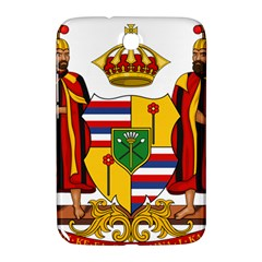 Kingdom Of Hawaii Coat Of Arms, 1795 1850 Samsung Galaxy Note 8 0 N5100 Hardshell Case  by abbeyz71