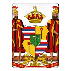 Kingdom Of Hawaii Coat Of Arms, 1795 1850 Ipad Air Hardshell Cases by abbeyz71