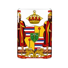Kingdom Of Hawaii Coat Of Arms, 1795 1850 Ipad Mini 2 Hardshell Cases by abbeyz71