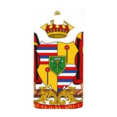 Kingdom Of Hawaii Coat Of Arms, 1795 1850 Samsung Galaxy Alpha Hardshell Back Case by abbeyz71