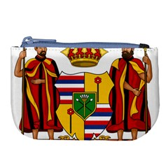 Kingdom Of Hawaii Coat Of Arms, 1795 1850 Large Coin Purse by abbeyz71