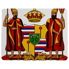 Kingdom Of Hawaii Coat Of Arms, 1795 1850 Jigsaw Puzzle Photo Stand (rectangular) by abbeyz71
