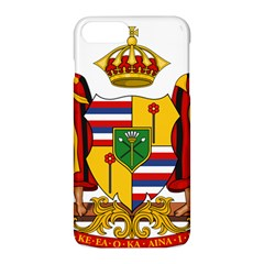 Kingdom Of Hawaii Coat Of Arms, 1795 1850 Apple Iphone 7 Plus Hardshell Case by abbeyz71