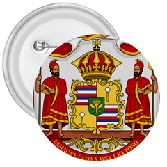 Kingdom Of Hawaii Coat Of Arms, 1850 1893 3  Buttons by abbeyz71