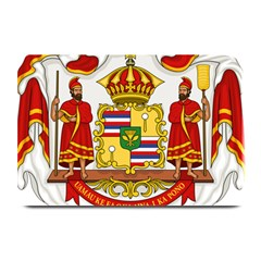Kingdom Of Hawaii Coat Of Arms, 1850 1893 Plate Mats by abbeyz71