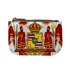 Kingdom Of Hawaii Coat Of Arms, 1850 1893 Mini Coin Purses by abbeyz71