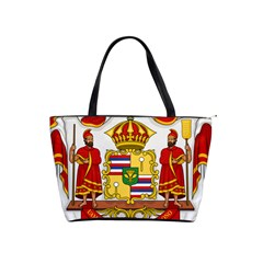 Kingdom Of Hawaii Coat Of Arms, 1850 1893 Shoulder Handbags by abbeyz71