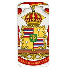 Kingdom Of Hawaii Coat Of Arms, 1850 1893 Apple Iphone 5 Hardshell Case With Stand by abbeyz71