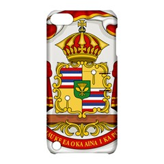 Kingdom Of Hawaii Coat Of Arms, 1850 1893 Apple Ipod Touch 5 Hardshell Case With Stand by abbeyz71