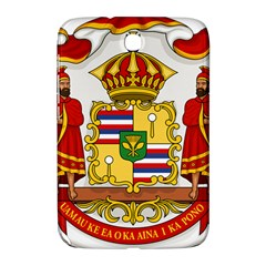 Kingdom Of Hawaii Coat Of Arms, 1850 1893 Samsung Galaxy Note 8 0 N5100 Hardshell Case  by abbeyz71