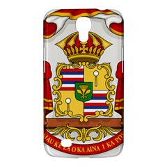 Kingdom Of Hawaii Coat Of Arms, 1850 1893 Samsung Galaxy Mega 6 3  I9200 Hardshell Case by abbeyz71