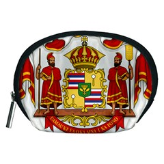 Kingdom Of Hawaii Coat Of Arms, 1850 1893 Accessory Pouches (medium)  by abbeyz71