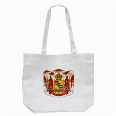 Kingdom Of Hawaii Coat Of Arms, 1850 1893 Tote Bag (white) by abbeyz71