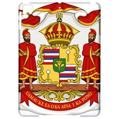 Kingdom Of Hawaii Coat Of Arms, 1850 1893 Apple Ipad Pro 9 7   Hardshell Case by abbeyz71