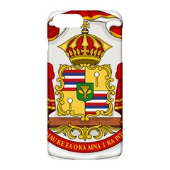 Kingdom Of Hawaii Coat Of Arms, 1850 1893 Apple Iphone 7 Plus Hardshell Case by abbeyz71