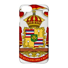 Kingdom Of Hawaii Coat Of Arms, 1850 1893 Apple Iphone 7 Hardshell Case by abbeyz71