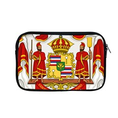 Kingdom Of Hawaii Coat Of Arms, 1850 1893 Apple Macbook Pro 13  Zipper Case by abbeyz71