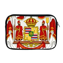 Kingdom Of Hawaii Coat Of Arms, 1850 1893 Apple Macbook Pro 17  Zipper Case by abbeyz71