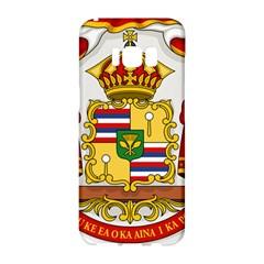 Kingdom Of Hawaii Coat Of Arms, 1850 1893 Samsung Galaxy S8 Hardshell Case  by abbeyz71