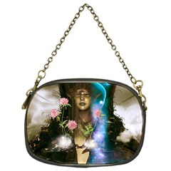 The Wonderful Women Of Earth Chain Purses (one Side)  by FantasyWorld7