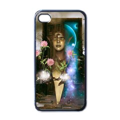 The Wonderful Women Of Earth Apple Iphone 4 Case (black) by FantasyWorld7