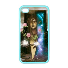 The Wonderful Women Of Earth Apple Iphone 4 Case (color) by FantasyWorld7