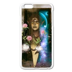 The Wonderful Women Of Earth Apple Iphone 6 Plus/6s Plus Enamel White Case by FantasyWorld7