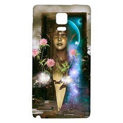 The Wonderful Women Of Earth Galaxy Note 4 Back Case by FantasyWorld7