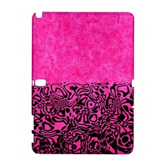 Modern Paperprint Hot Pink Galaxy Note 1 by MoreColorsinLife