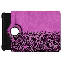 Modern Paperprint Pink Kindle Fire Hd 7  by MoreColorsinLife